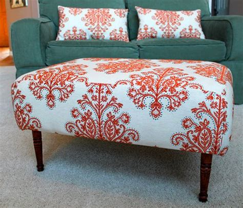 ottoman matching pillows ottoman upholstery colors and a project