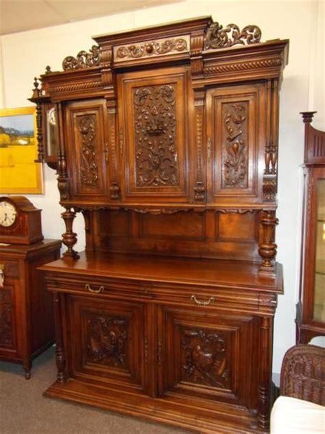 antique french dresser uk french oak carved dresser 303600 sellingantiques co uk