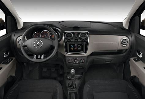 renault lodgy interior renault lodgy unveiled goes on sale in ukraine