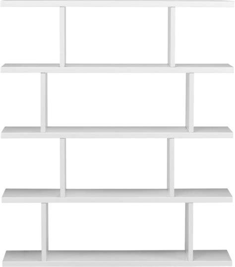 3 14 white bookcase cb2