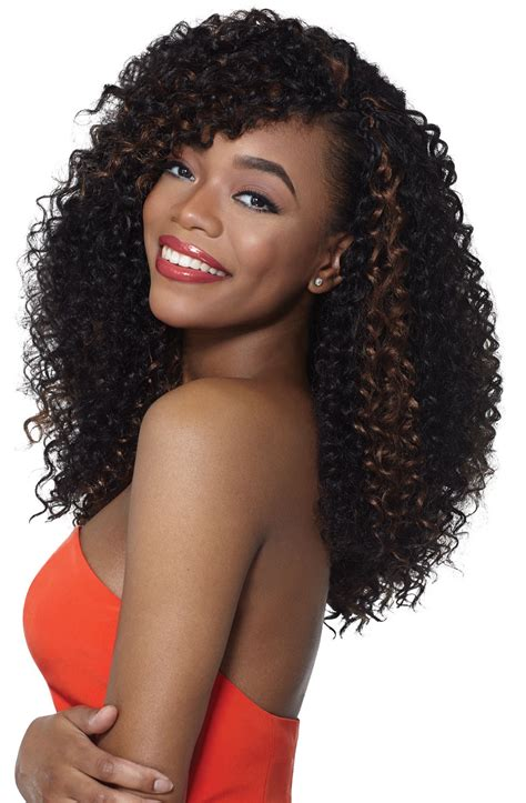 expression curl outre x pression 4 in 1 crochet braid bahamas curl 14 inch