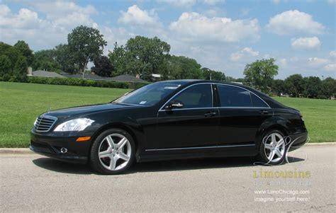 Limo Rental Chicago by Mercedes Limo Rental Chicago