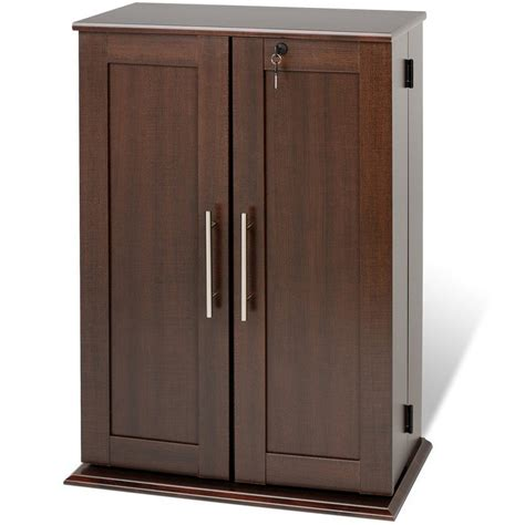 two door media cabinet multimedia storage cabinet with doors homeimproving net
