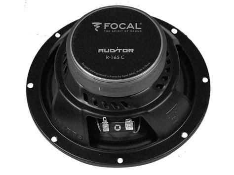 Speaker Visonik 6 5 622 Coax focal r165c 6 5 quot coaxial speakers auditor series at