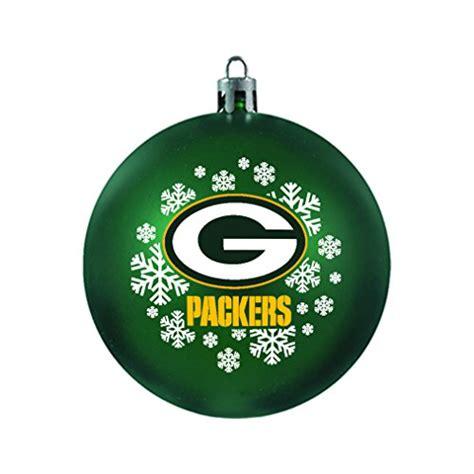 amazon com nfl ornaments green bay packers ornament packers ornament packers tree ornament