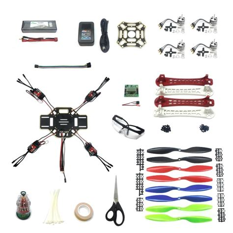 Drone Set buy multicopter set make yourself drone kit with cheap price