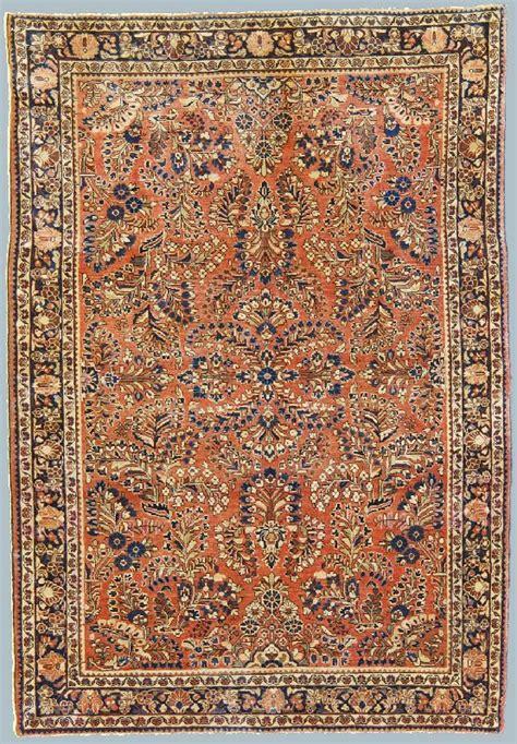 tappeti kilim antichi antico tappeto saruk rosa morandi tappeti
