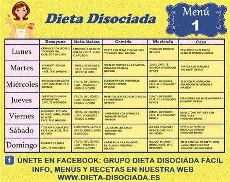 dietas para adelgazar dietas suaves y dietas saludables men 218 s semanales para la dieta disociada estos men 250 s