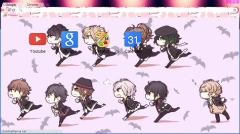 theme google chrome diabolik lovers mukami sakamaki brothers chrome theme themebeta