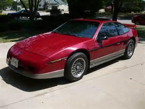 1987 Pontiac Fiero 1987 Pontiac Fiero Pictures Cargurus
