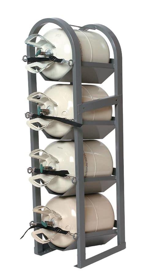 Refrigerant Rack by Welded Tank Rack 4 30