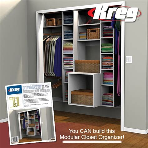 wood closet organizer kits woodworking projects plans
