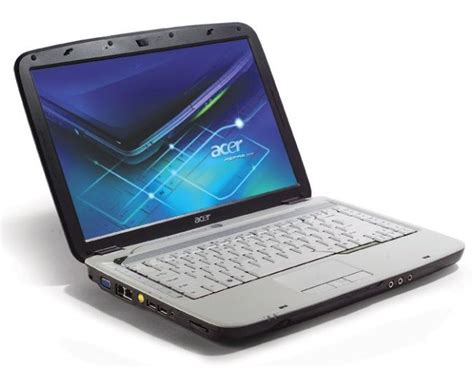 Laptop Acer acer aspire 4710 notebookcheck net external reviews