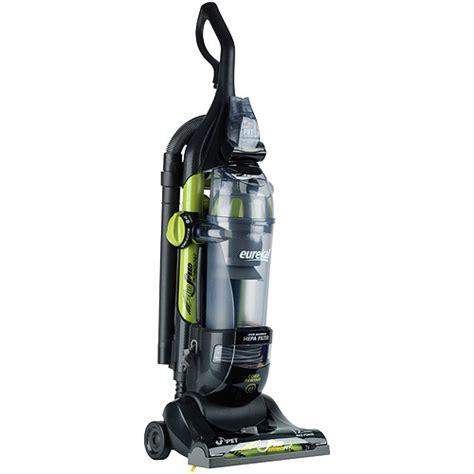 Pet Vacuum Eureka Airspeed Rewind Pet Bagless Upright Vacuum With