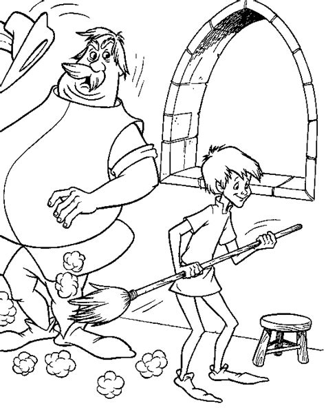 the sword in the stone coloring pages coloringpages1001 com