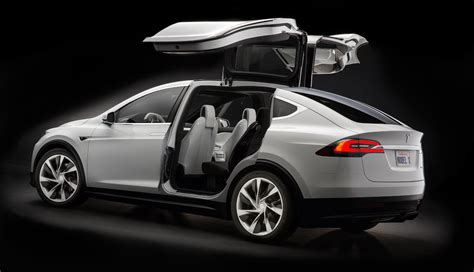 Tesla S 7 Passenger Tesla Model X New 6 Passenger Seating Option Images