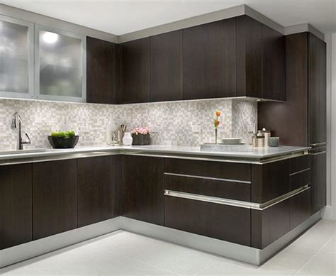 Modern Kitchen Backsplash Designs Modern Kitchen Backsplash Tiles Co Decorative Materials