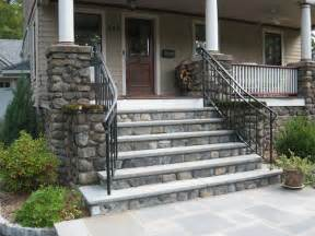 Front House Stairs Design Front Steps On Porticos Front Porches And Curb Appeal