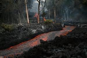 volcanic hazards lava flows lahars gases pyroclastics
