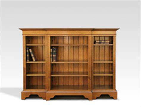 Silky Oak Bookcase Open Shelf Bookcases Shelving Lacewood Furniture