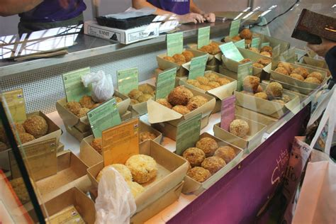 Handmade Scotch Egg Company - food show summer 2016 sally akins