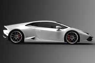 Whats Better Or Lamborghini 2015 Lamborghini Huracan White Side Photo 10