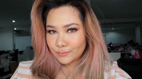 Manicure Rambut blorange hair tren warna rambut 2017 daily