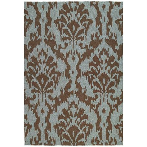 10 x 14 outdoor area rugs kaleen habitat sea spray mocha 10 ft x 14 ft indoor outdoor area rug 2106 60 10 x 14 the