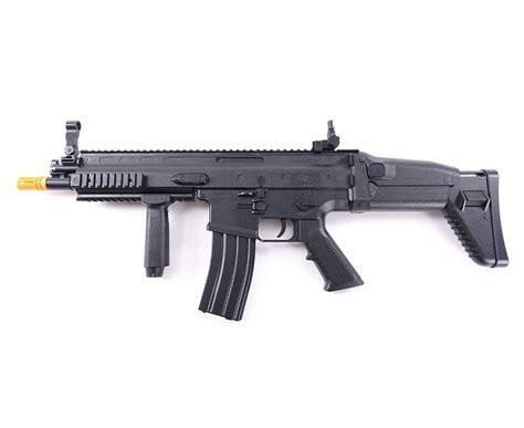 Airsoft Gun Type Fn fn herstal fn scar l aeg airsoft rifle black airsoft guns