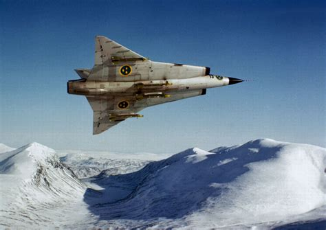 1000 images about saab j35 draken on air