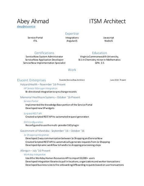 Angularjs Resume by Resume