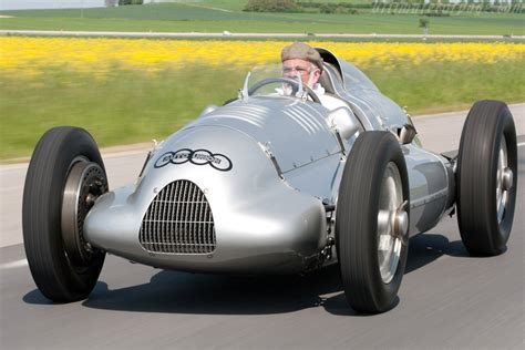 1938 - 1939 Auto Union Type D - Images, Specifications and ... D And D Motors