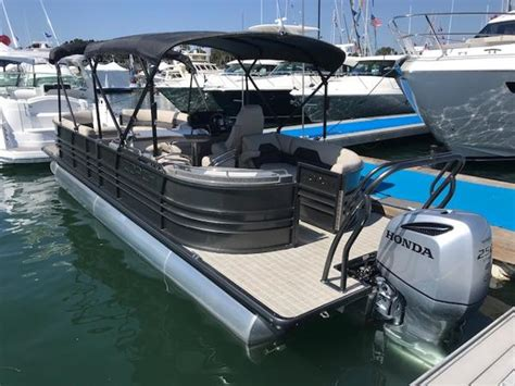 coach pontoon boat trader new 2018 coach pontoons 250re lake havasu city az