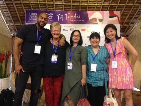Review Lu Jamur ubud writers and readers festival 2016 ratih kumala
