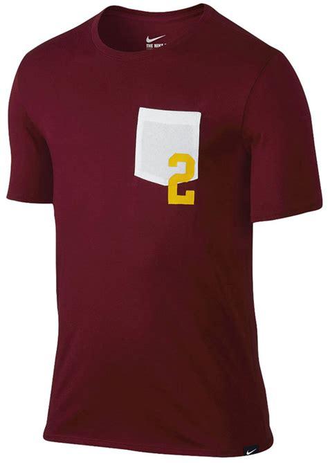 Tshirt Kyrie Nike Niron Cloth nike kyrie 2 cavs shirts sneakerfits
