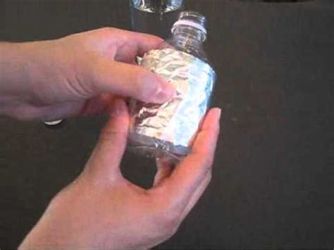 charging a water bottle capacitor the capacitor flash light kit never replace you doovi
