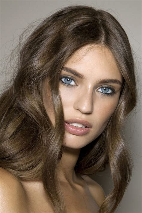 ash brown hair hair color ashy brown medium ash brown hair pinterest