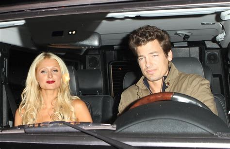 Hiltons Dates An out on a date in beverly zimbio