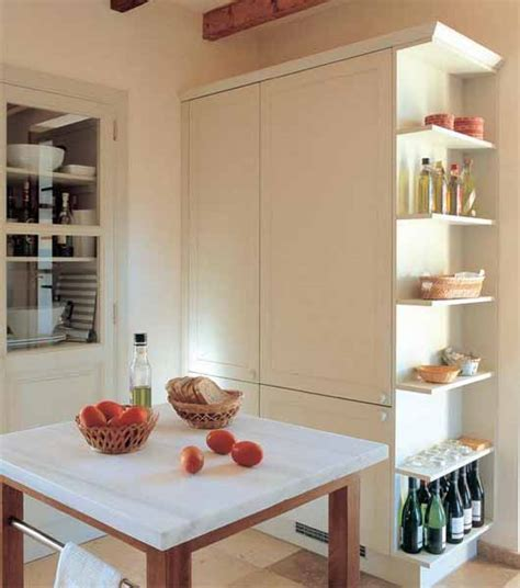 Decorating Ideas For Kitchen Shelves Decorating With Food 14 Modern Kitchen Cabinets And Wall Shelves Decorating Ideas