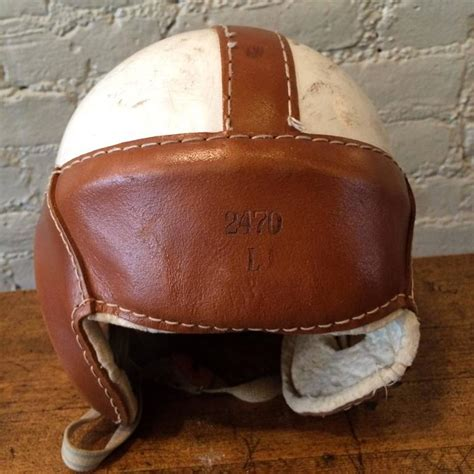 football leather couch 1930s american junior leather football helmet for sale at
