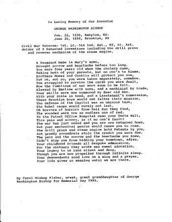 New York City Pension Section by Civil War Biographies Berdan Boesen Green Wood
