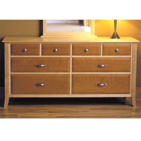 10 drawer dresser plans woodworking project paper plan to build maple cherry 8