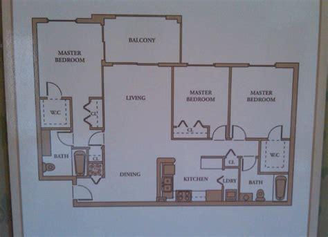3 bedroom condo floor plan 3 bedroom royal grand condo floor plans david j rogers