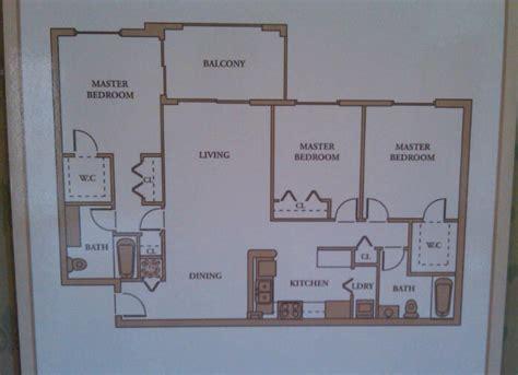 3 Bedroom Condo Floor Plans by 3 Bedroom Royal Grand Condo Floor Plans David J Rogers