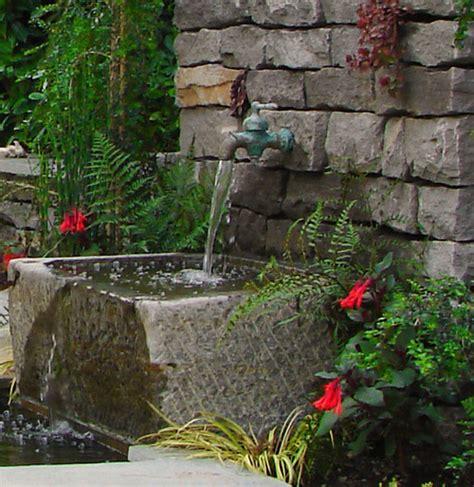 Stone Trough As Garden Feature K Stone Limited Garden Wall Troughs