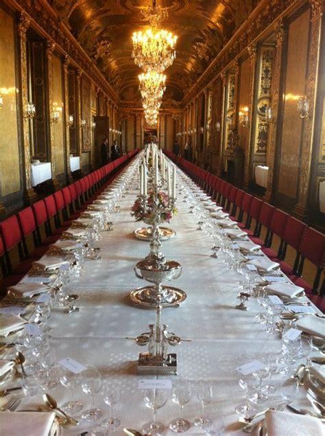 banquet hall  swedish royal palace  stockholm