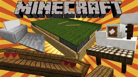 minecraft tipps ideen zu dekoeinrichtung  youtube