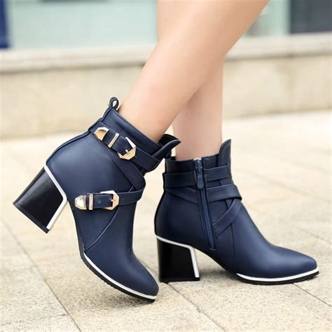 aliexpress buy boots thick heel boots ankle