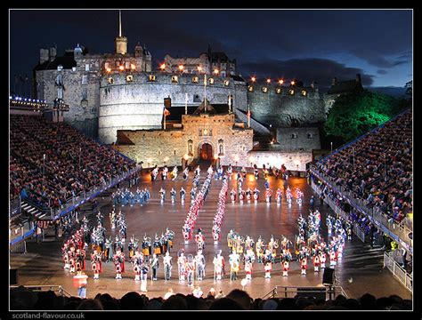 edinburgh tattoo photos of great events in scotland