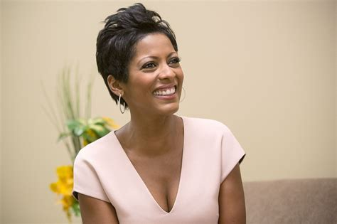 tamara hall msnbc married image gallery tamron hall